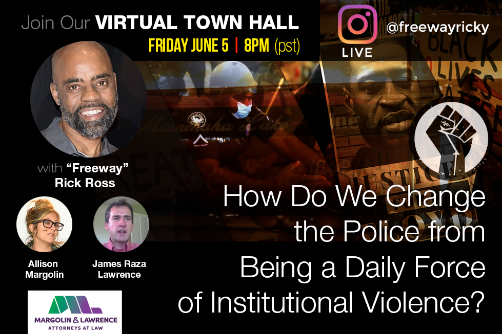 Town Hall - Police Brutality